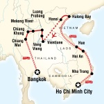 Vietnam, Laos & Thailand on a Shoestring