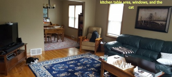 $1780 / 3br - Townhouse for Rent (Dec 1st) (3 bed, 2 bath, 3 season porch) (Excelsior Blvd)