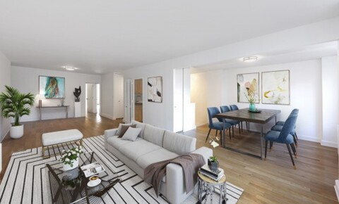 Apartments Near Pratt WEST RIVER HOUSE - A full service, 24-hour luxury doorman building. Huge 2 Bed, 2 Bth. NO FEE. Pets Welcome. for Pratt Institute Students in Brooklyn, NY