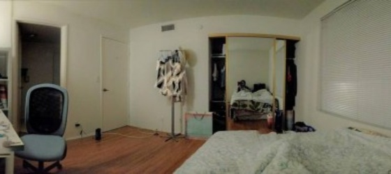 $1325 bedroom + bathroom, friendly housemate, close to shops and restaurants (3rd/Fairfax)
