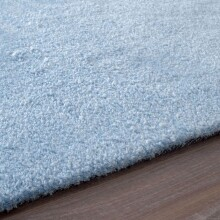 "Blue Ombre Area Rug - 7'6"" x 9'6"""