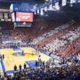 Texas Southern Tigers at Kansas Jayhawks Basketball