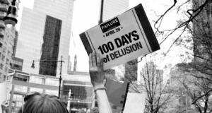 Hundredth Day Protest
