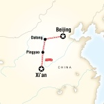 Classic Xi'an to Beijing Adventure