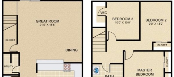 3 bedroom New Richmond