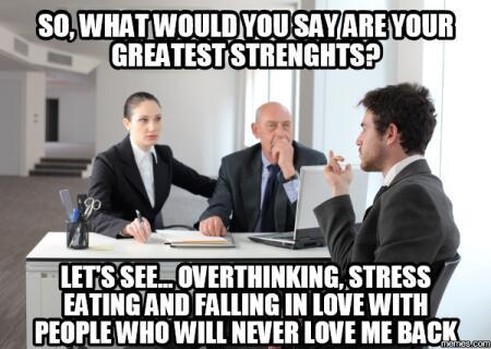 good interview vs bad interview