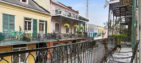 2 bedroom French Quarter