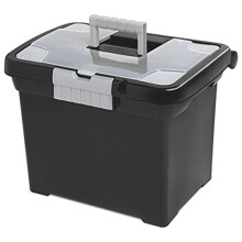 STERILITE Portable File Box
