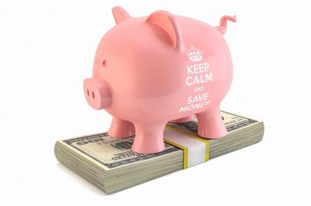 piggy bank, saving, money, cash, pink