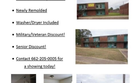 Apartments Near MUW 815 13th St North for Mississippi University for Women Students in Columbus, MS