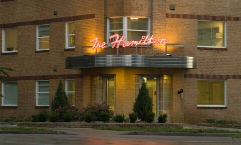 Apartments Near MNU The Hamilton for MidAmerica Nazarene University Students in Olathe, KS