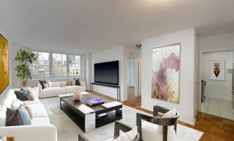 Apartments Near New York NO FEE! Murray Hill Super Spacious 1 Bed/Flex 2 w/Stainless Kitchen, 24 Hr Doorman & Roof Deck. for New York Students in , NY