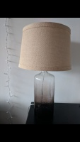 Two Target table lamps