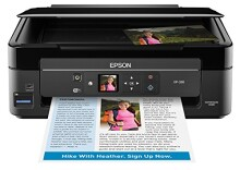 Epson Expression Home XP-330 Wireless Color Photo Printer with Scanner and Copier
